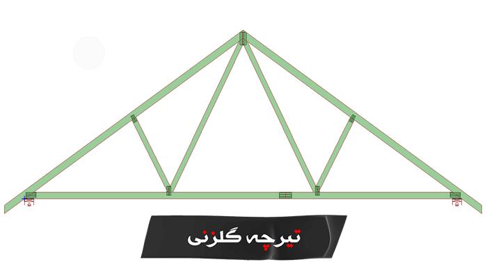 ساختار خرپا