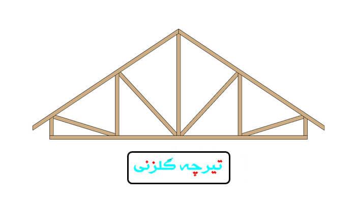 معایب-خرپا